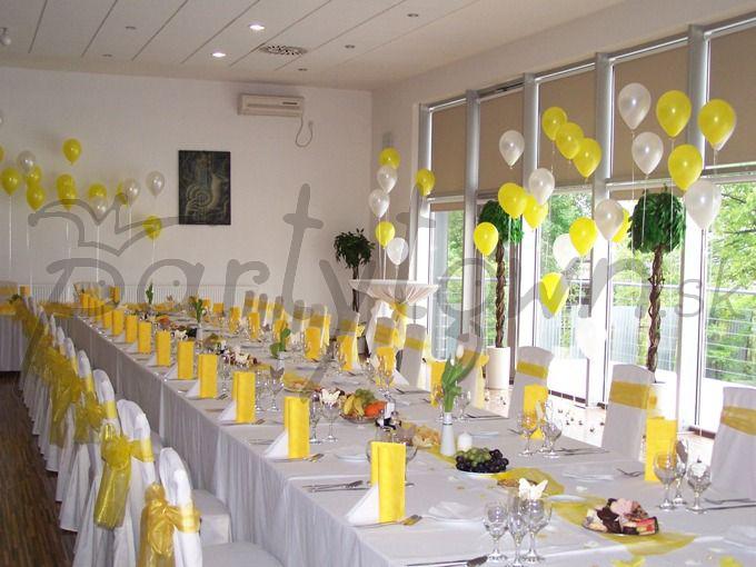 Vyfarbíme vašu svadobnú hostinu