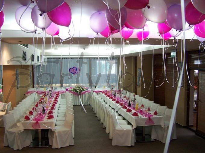 Balóny rozveselia každé podujatie