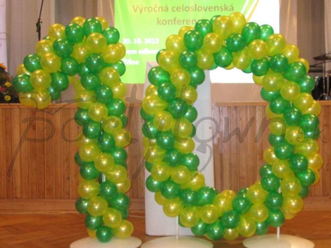 Číslice sú pri oslavách výročí dôležité