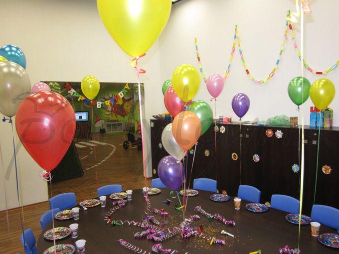 Farby ani balóny by na oslave našich najmenších nemali chýbať