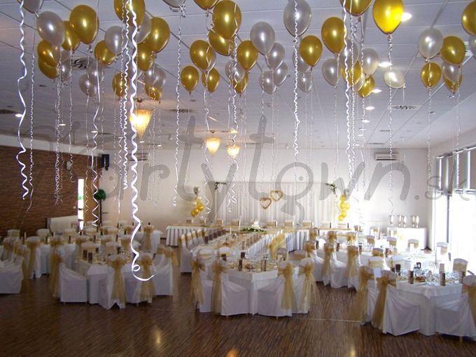 Perleťovo-zlaté spomienky nielen na svadobný deň