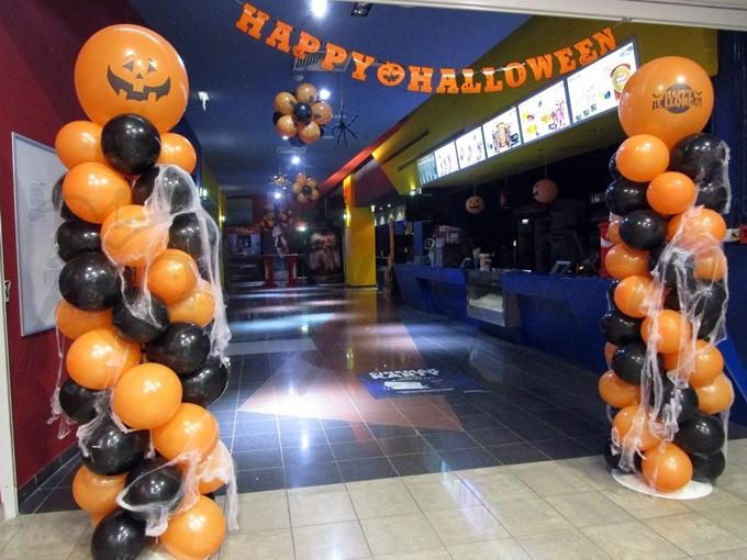 Balóny sa dokážu postarať i o zimomriavky ako z filmu