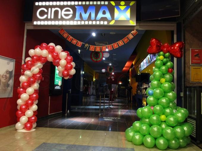 Balóny môžu prispieť k tomu, aby boli Vianoce tým najkrajším príbehom