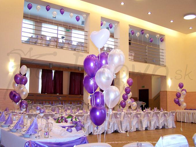 Vznášajúce sa balóny vyfarbia akúkoľvek príležitosť podľa vašich želaní