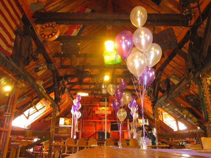 Balóny oblečú každý priestor do sviatočného