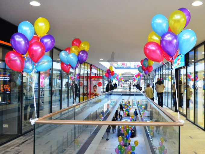 S balónmi je svet proste farebnejší