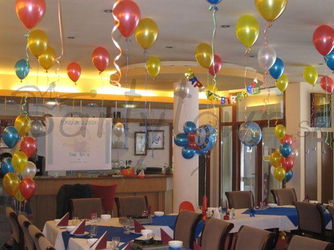 Oslavy prvých narodenín sú veľkými oslavami maličkých