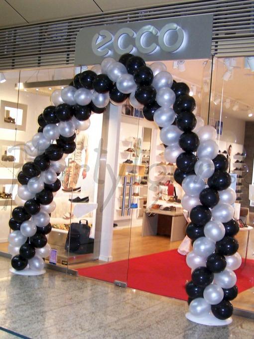 Brána z balónov v exkluzívnom prevedení