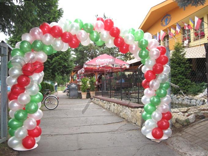 Pizza, zmrzlina i balóny s príchuťou Talianska